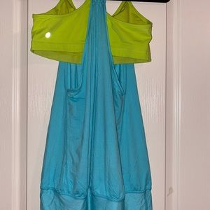 lululemon athletica Tops - Lululemon No Limits Tank Size 10